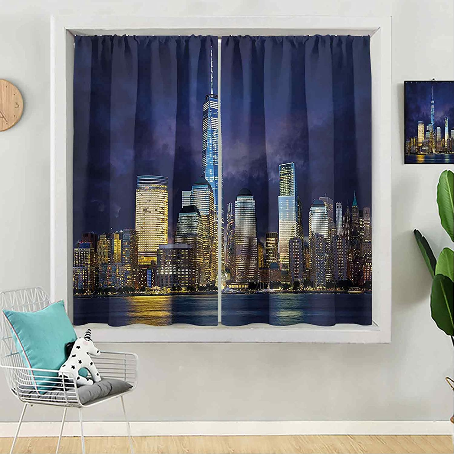Blackout Curtains for Bedroom 63 Cur Room Long inches Super beauty product restock Kansas City Mall quality top Darkening