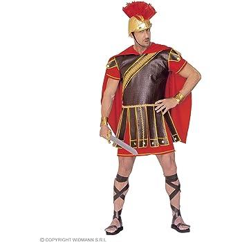 WIDMANN Widman - Disfraz de centurión romano adultos, talla S ...