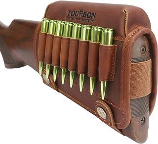 TOURBON Chasse Fusil Carabine Fesses Joues Coussin Repos Arme /à Munitions