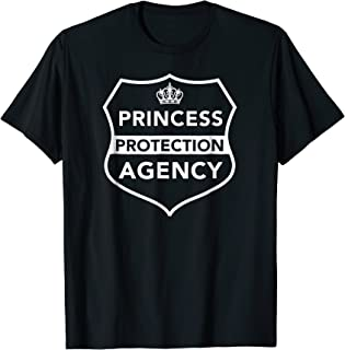 Princess Protection Agency Tshirt