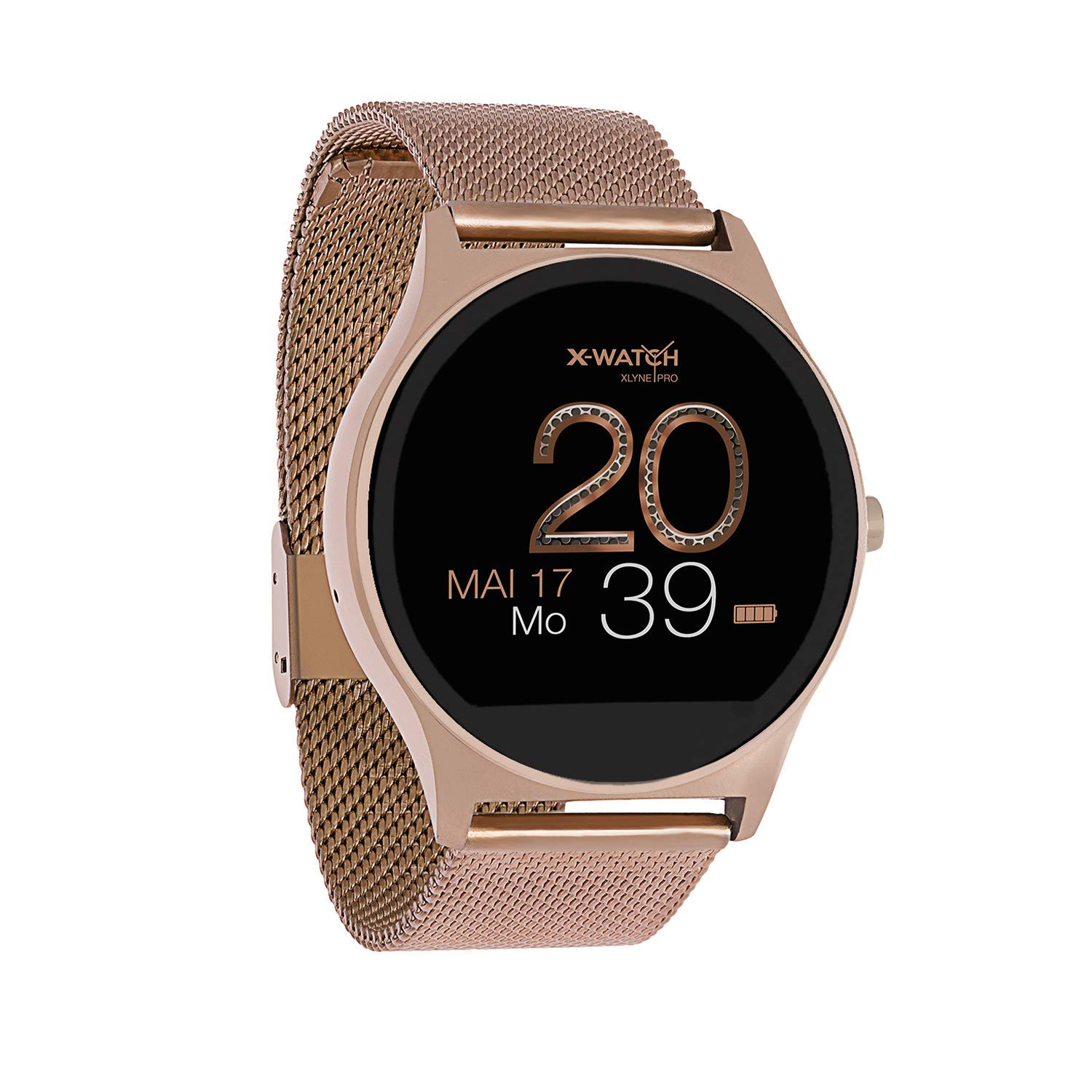 Android und  IOS Fitnesstracker XLYNE JOLI XW PRO,Smartwatch Touchscreen