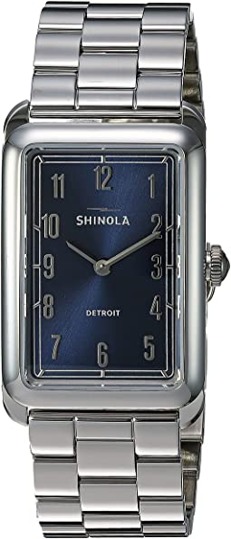 Shinola Detroit The Muldowney 24mm - S20065294