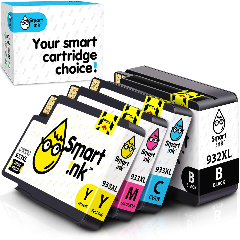 Smart Ink Reemplazo Compatible del Cartucho de Tinta HP 932XL ...