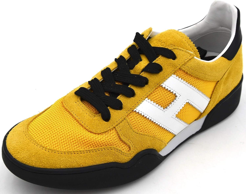 Hogan H357 Uomo Scarpa Sneaker Casual Tempo Libero Sportiva ...