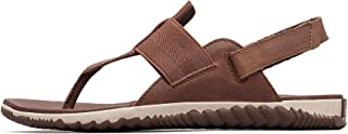 SOREL - Women's Out N About Plus Thong Sandals with Ankle Strap