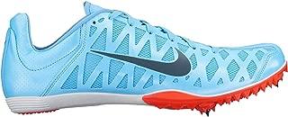 Zoom MAXCAT 4, Zapatillas de Running Unisex Adulto, Azul (Football Blue Fox/Bright Crimson 446), 46 EU