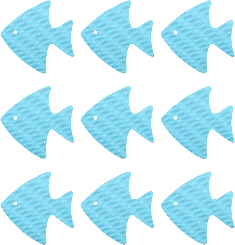 YARNOW Brand new 20pcs Bathtub Stickers Non-Slip Tub A Shape Fish Our shop OFFers the best service Antislip