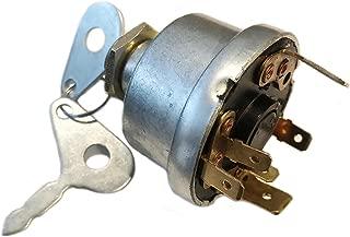 1874535M3 Ignition Key Switch for Massey Ferguson Diesel MF 231 240 250 298 20D, 1200-0900, 1700-0945, 2300-0900