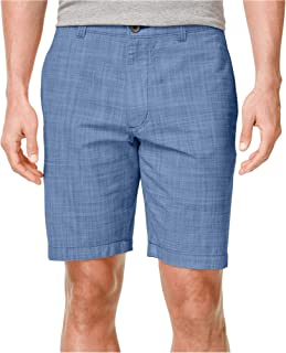 """Club Room Men/'s 10/"""" Casual Salmon Shorts Available In Sizes 30 Through 44"""