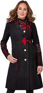 Joe Browns Womens Fancy Collar Coat