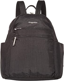 Baggallini Womens Anti-Theft Vacation Backpack