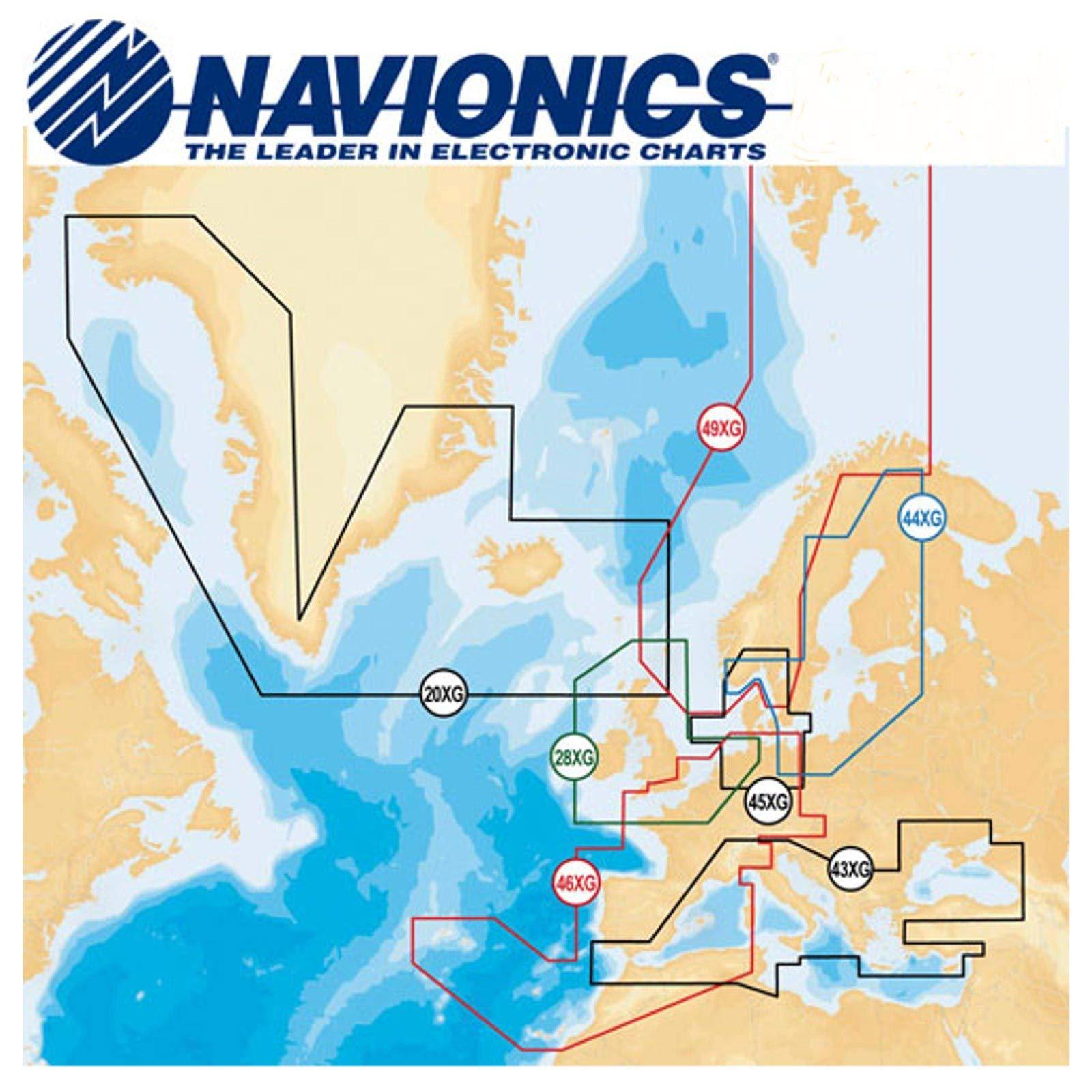 Navionics - + Gold, Color 0: Amazon.es: Deportes y aire libre