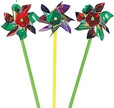 Fun Express Metallic Pinwheels - 72 Pieces