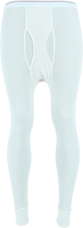 Cotton Plus Men's Long Thermal Underwear Bottoms