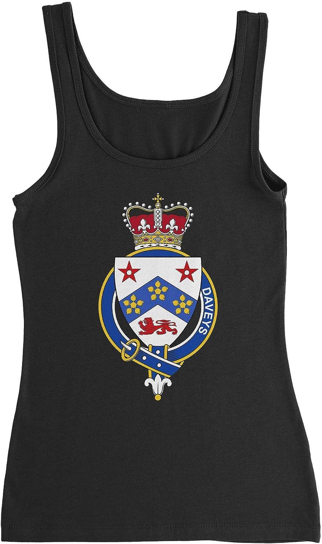 HARD EDGE DESIGN Women's Sale item English Daveys Family Garter Great interest T-Shirt