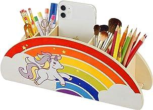LoveinDIY Colored Pencil Curtain Organizer-School Sketching Supplies Various Storage Style 3