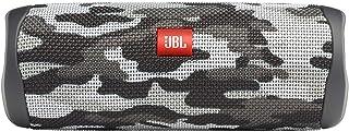 JBL Flip 5 Portable Waterproof Wireless Bluetooth Speaker - Black Camo