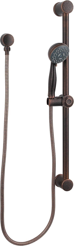 Pfister  G16-300U  Pfirst Series 3-Function Handheld Shower 2.0 gpm Rustic Bronze