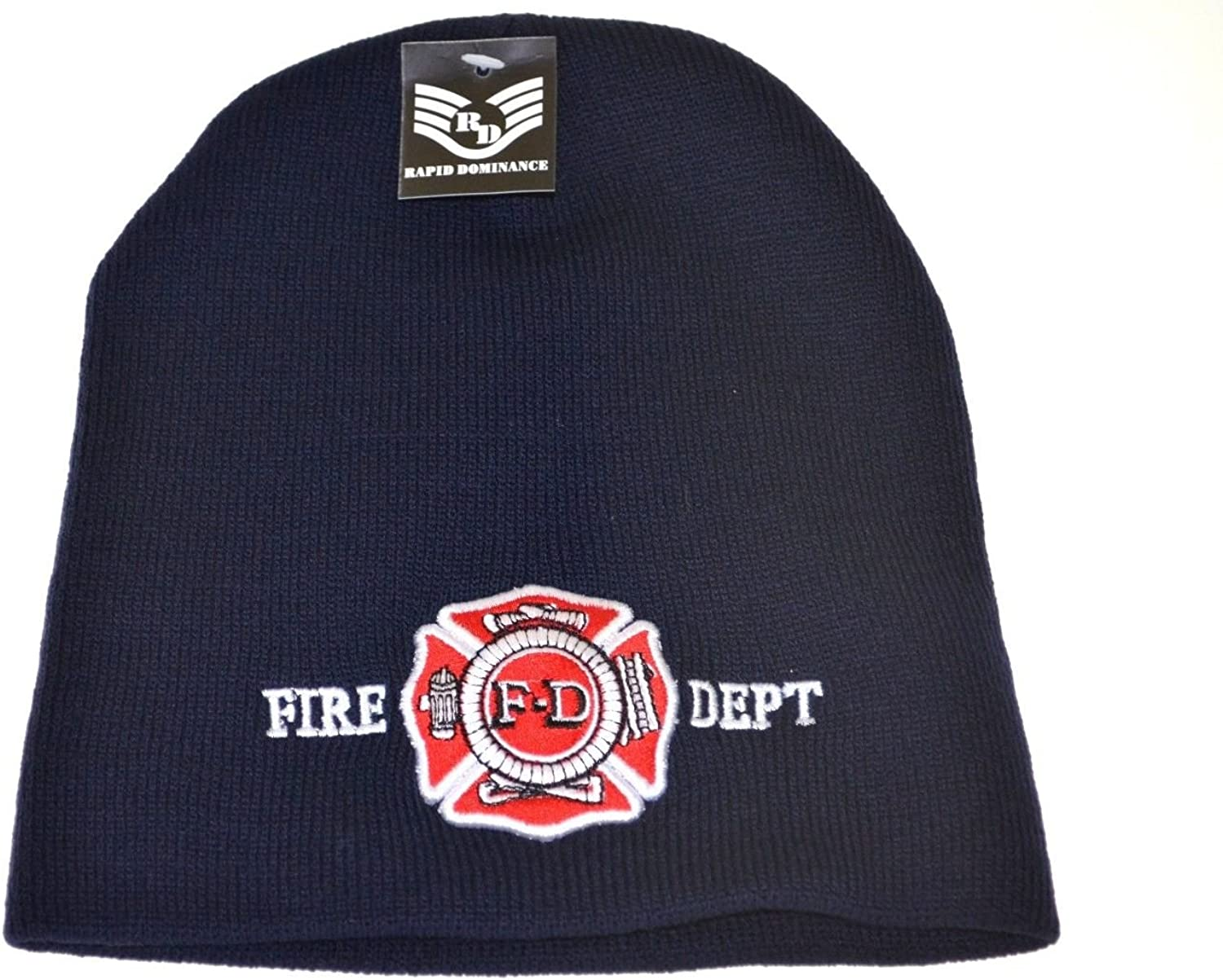 013c39a9b9981b Fire Department Work Knit Beanie nsuzuo7537-new toys - www ...