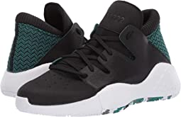 Core Black/Footwear White/Active Green