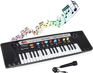 Kids Piano 37 Keyboard Mini Piano for Kids Portable Electric