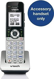 هندزفری لوازم جانبی VTech CM18045 ، نقره ای / سیاه | برای کار به یک سیستم تلفن دفتر اداری کسب و کار کوچک VTech CM18445 نیاز دارد