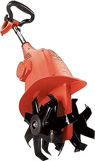 Sun Joe TJ599E-RED Aardvark 2.5 Amp Electric Garden Cultivator, Red