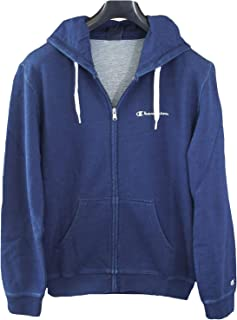 Champion 212674 BV501INDI Men's Full Zip Sweatshirt, X-Large, Blue