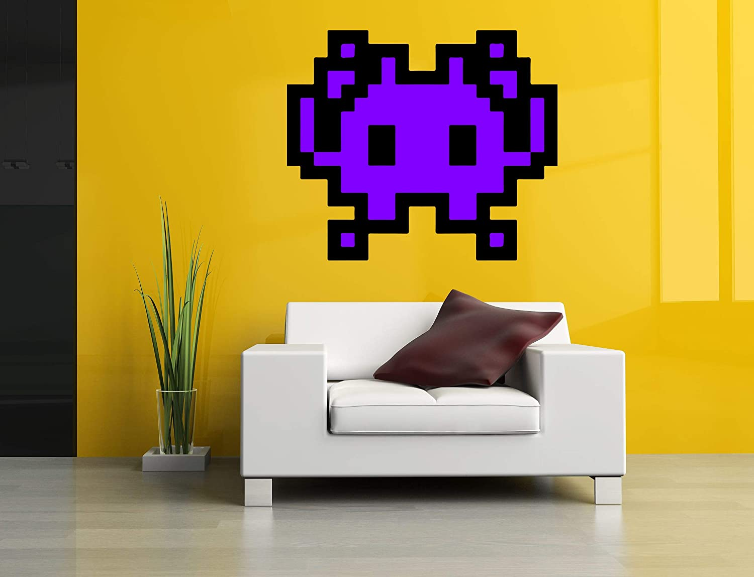 Retro Pixel Video Game Ranking TOP15 Sales of SALE items from new works Play Gamer Sticker Wall Car D Vinyl Mural