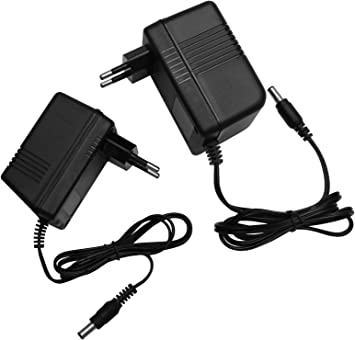 Ac Ac 5v Steckernetzteil 5 5mm Hohlstecker Wechselspannung Netzteil Trafo Ampere 1a 5v 500ma Baumarkt