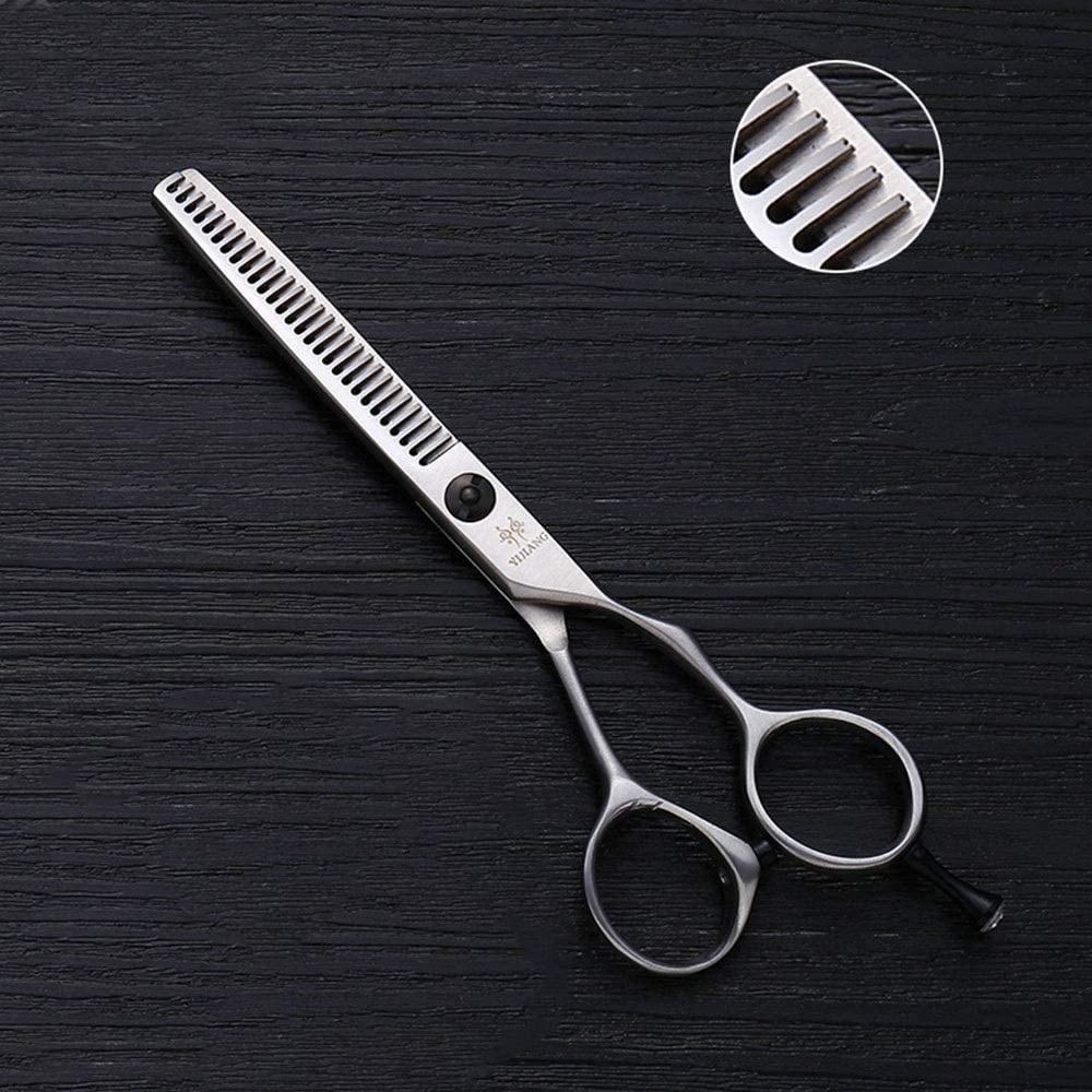 Max 82% OFF Choice WUYUESUN 5-inch Hairdressing Scissors Thinning Shears 28-Tooth