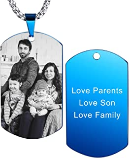 Best personalized necklace with picture Reviews