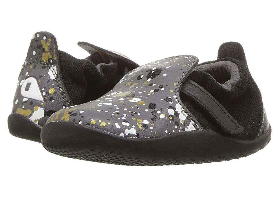 Bobux Kids Step Up Xplorer Spekkel (Infant/Toddler) (Printed Smoke) Kid