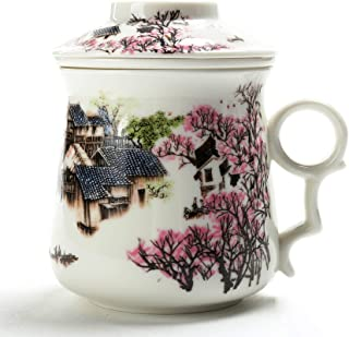 Best chinese tea cup with lid Reviews