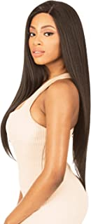 New Born Free HUMAN HAIR BLEND Lace Front Wig - MAGIC LACE 4X4 XL MAGIC LACE MLUH103 (MLUH103-DYX4/613)
