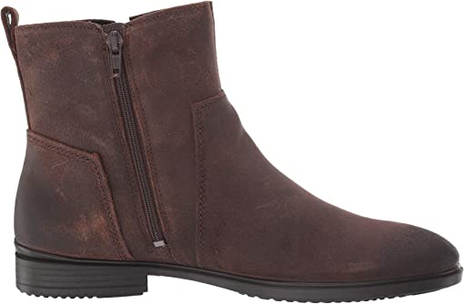 Coffee Cow Suede