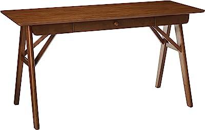 Christopher Knight Home Vienna Mid-Century Wood Desk, Walnut
