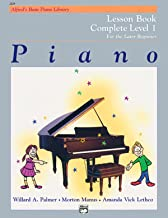alfred piano books for late beginners
