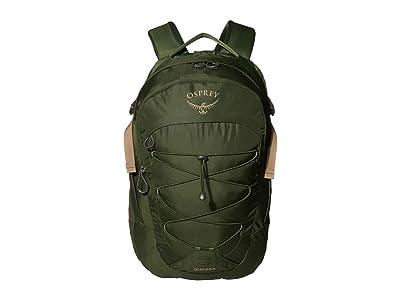 Osprey Quasar (Gopher Green) Backpack Bags