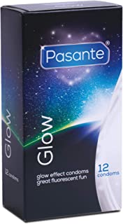Glow in The Dark Condoms - 12 Pack - CE Approved