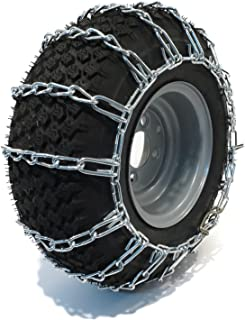 5569 Rotary Set Of 2 15X600X6 Tire Chains 2 Link Spacing /_/_#G451YH4 51IO3478081