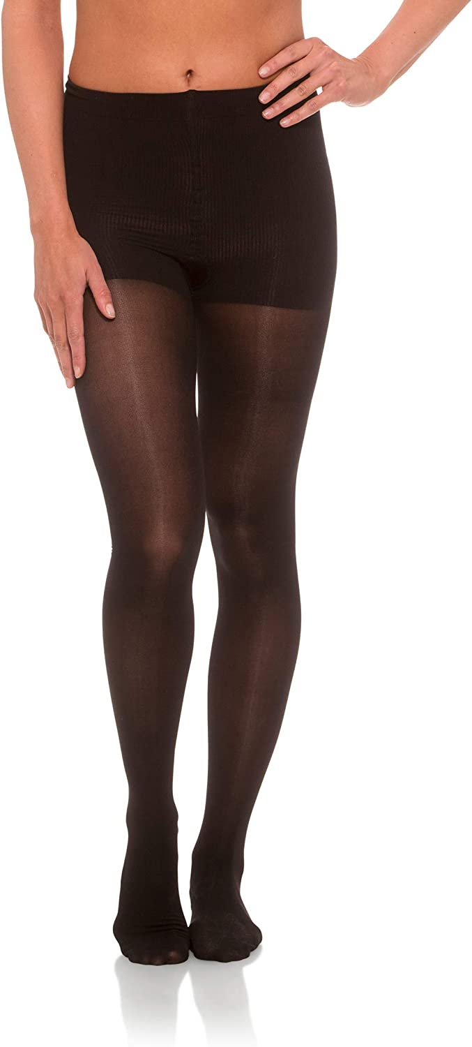 Jomi Compression Pantyhose Collection, 15-20mmHg Sheer Closed Toe 176 (XX-Large, Black)
