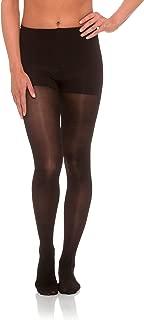 Jomi Compression Pantyhose Women Collection, 30-40mmHg Sheer Closed Toe 376 (Medium, Black)