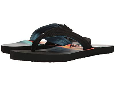 Quiksilver Basis (Black/Orange/Blue) Men