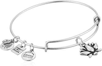 Alex and Ani Charity By Design Lotus Blossom Bangle Bracelet