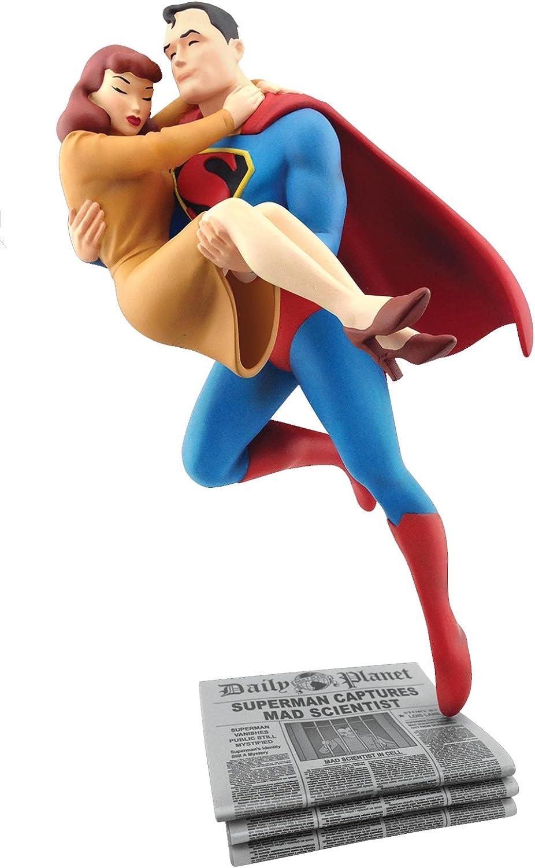 DC Comics jan162698Fleischer Superman Rescue Lois Lane Statue