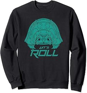 Disney Raya and the Last Dragon Tuk Tuk Let's Roll Sweatshirt