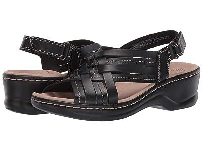 Clarks Lexi Carmen (Black Leather) Women