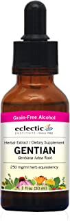 Eclectic Gentian O, Red, 1 Fluid Ounce