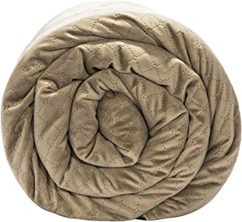 BlanQuil 15lb or 20lb Weighted Blanket